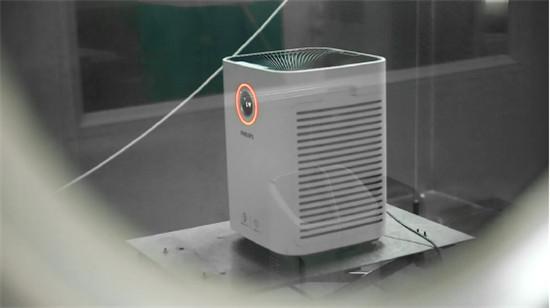 """不畏强""""醛"""",飞利浦5000系列空气净化器无惧专业测评<br>再获得权威机构认可"""