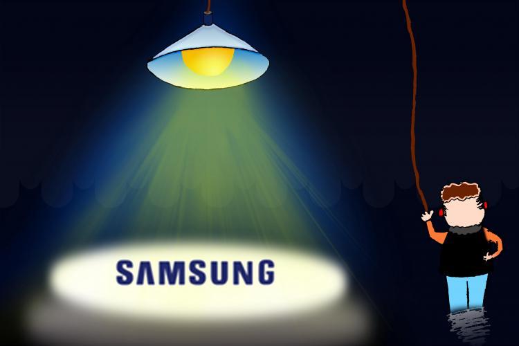 三星电子否认有意收购软银旗下芯片设计公司ARM股份
