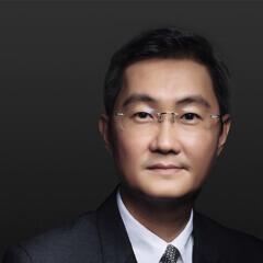 腾讯公司创始人马化腾