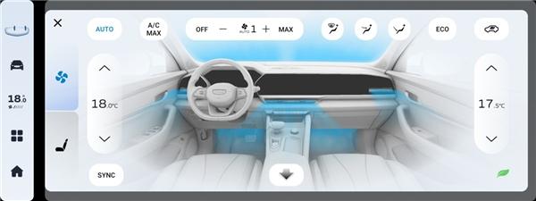 恒达登录测速亿咖通科技赋能星越L智能座舱吉利银河OS,构建吉利全车智能控制中心